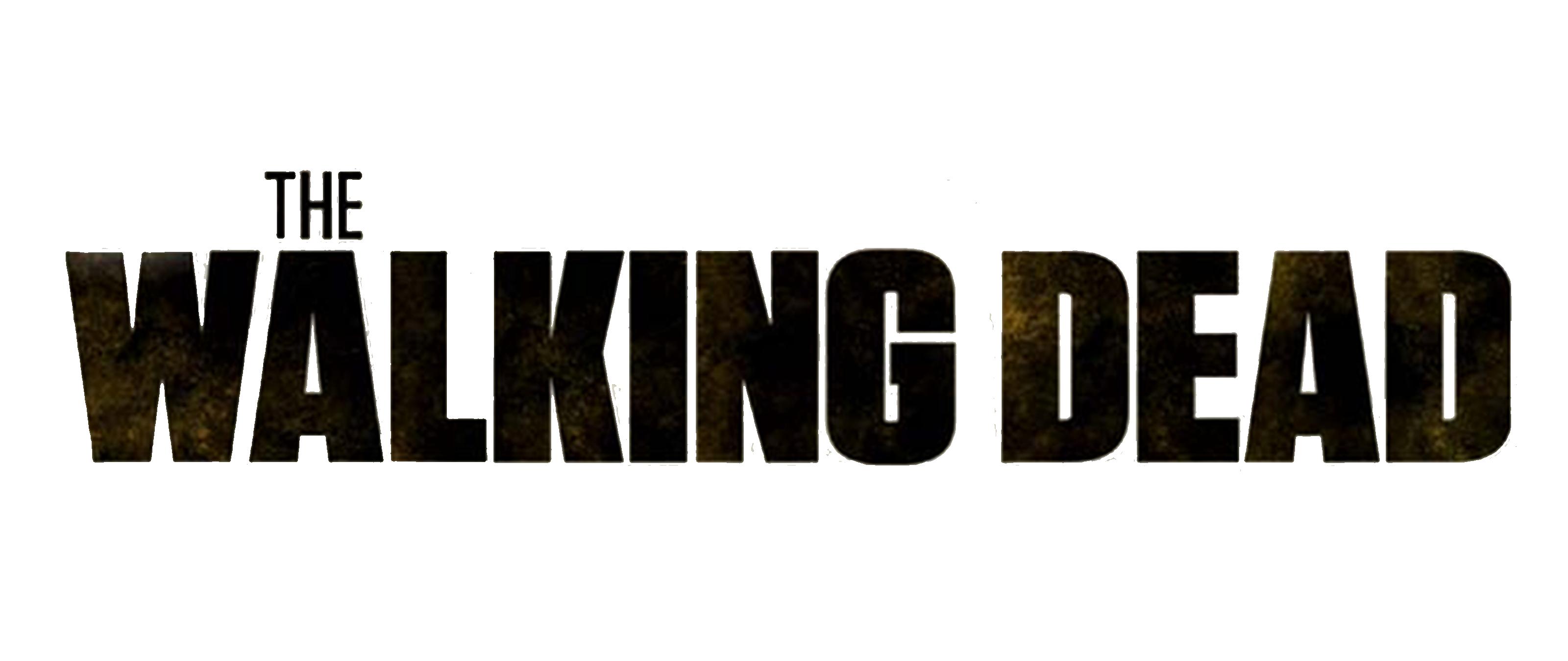 Walkingdead Logo1 Png 3200 1349 Frases Citas