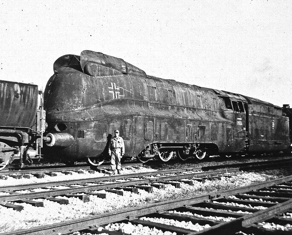 Hitlers Zug