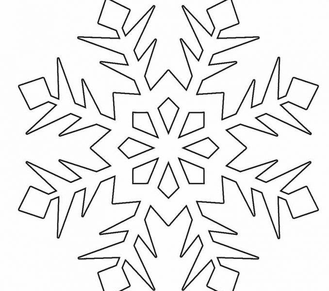 Snowflake Coloring Page Printable Snowflake Coloring Pages For Kids Snowflake Coloring Pages Christmas Coloring Pages Coloring Pages Winter