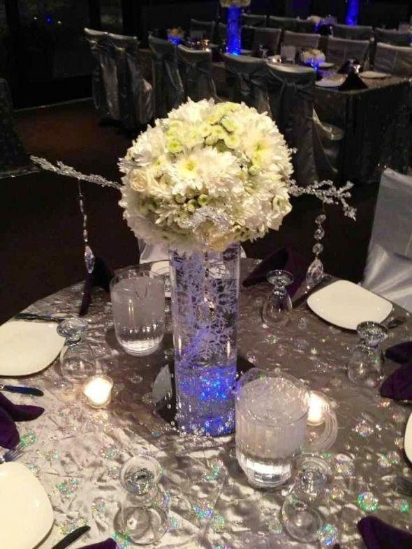 Diy Cylinder Vase Centerpieces Inspiration Weddingbee Column