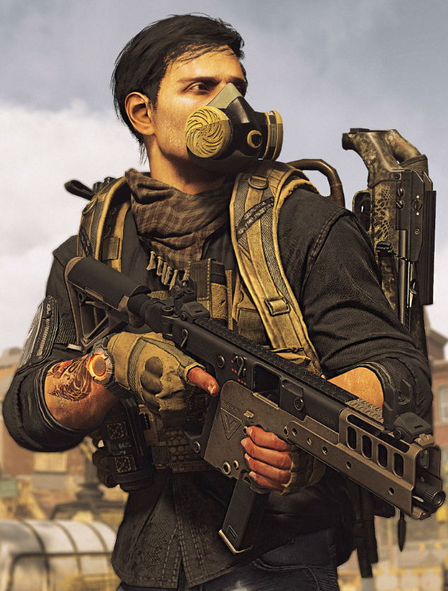 Play The Division 2 For Free This Weekend The Warlord Division Tom Clancy The Division