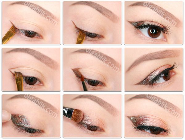 How To Put Makeup On Sagging Eyelids Eye Makeup Eye Makeup Tutorial Makeup