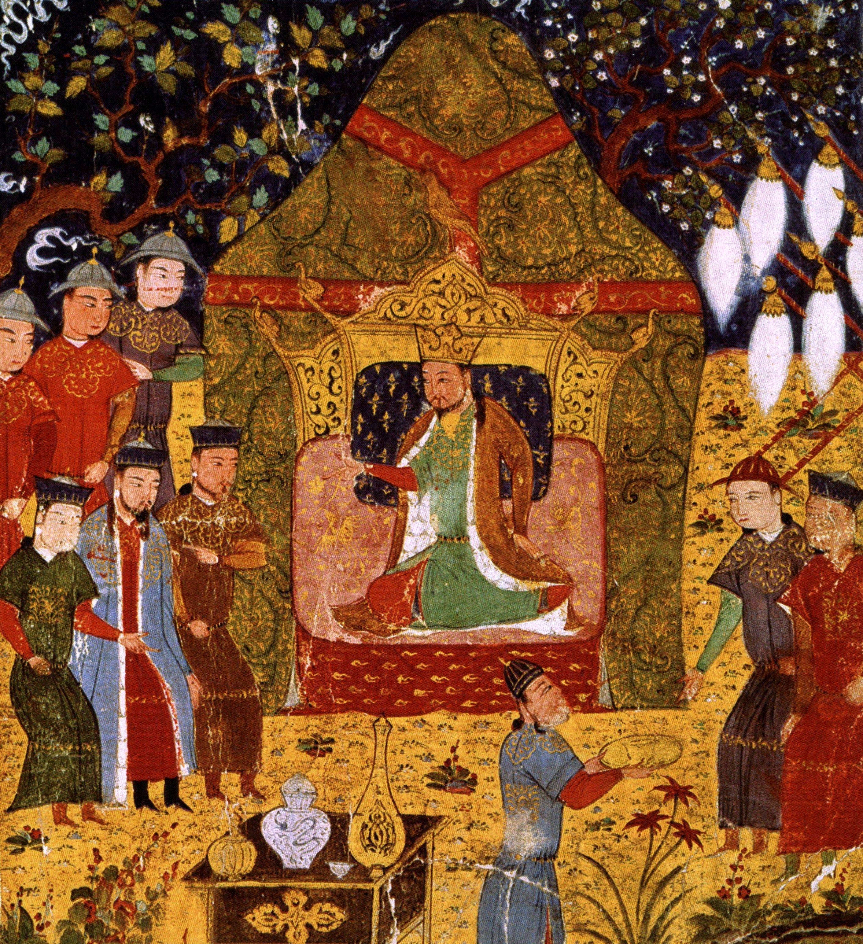 ilk türklerde devlet anlayışı ile ilgili görsel sonucu