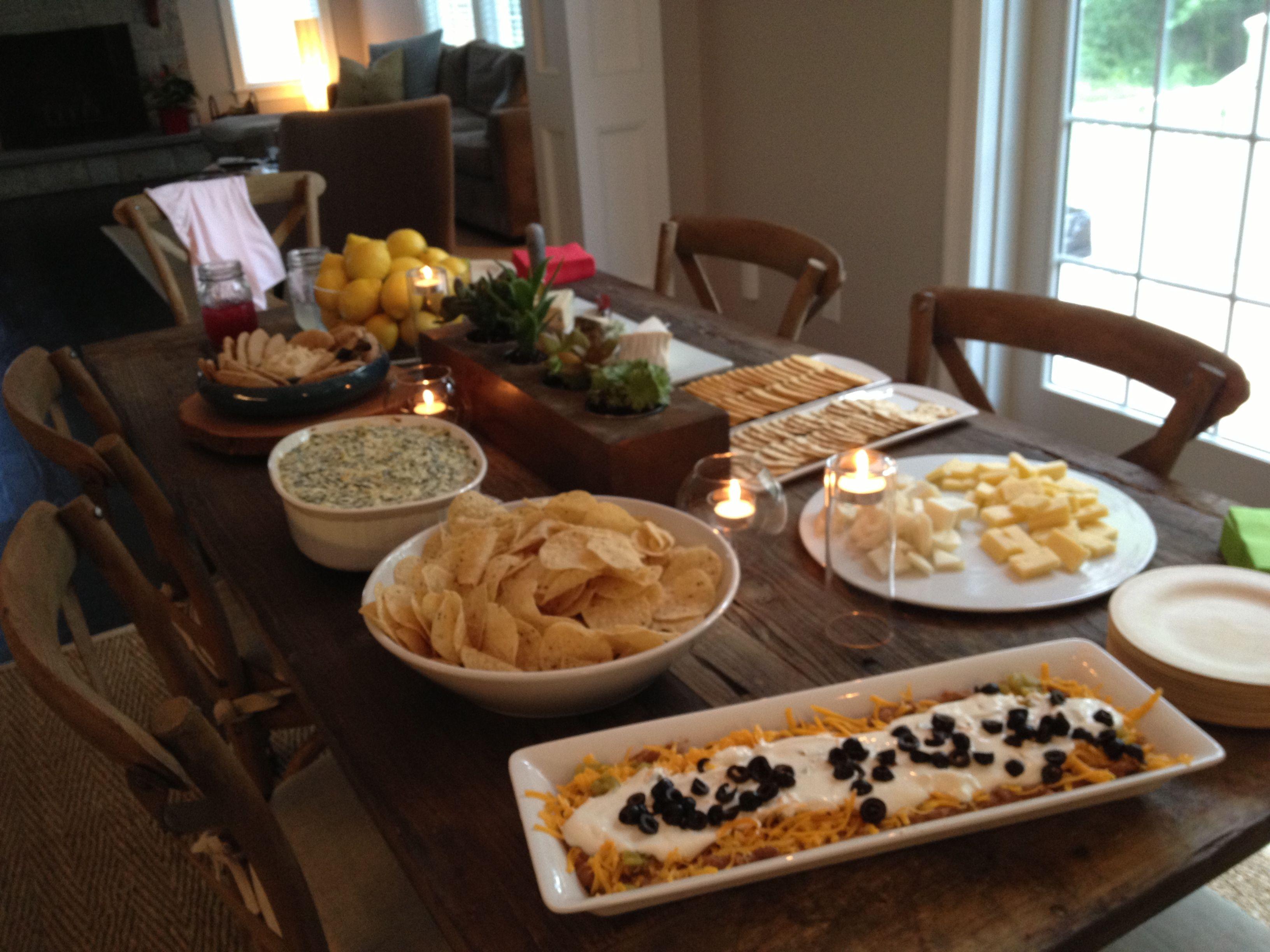 My Dirty Aprons Housewarming Party - Housewarming - Pinterest -
