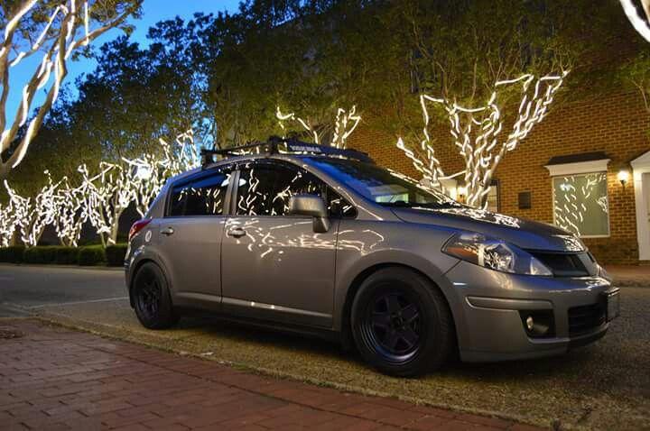 Nissan Versa Tiida Nissan Versa Nissan Hatchback
