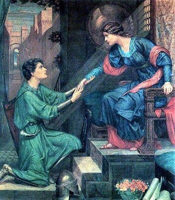 Tristan and Isolde by Sidney Harold Meteyard