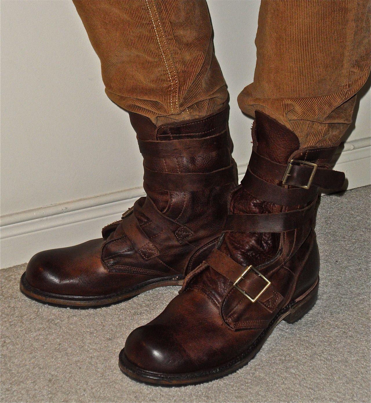 043822c73c2 Isaac Tanker Boots…