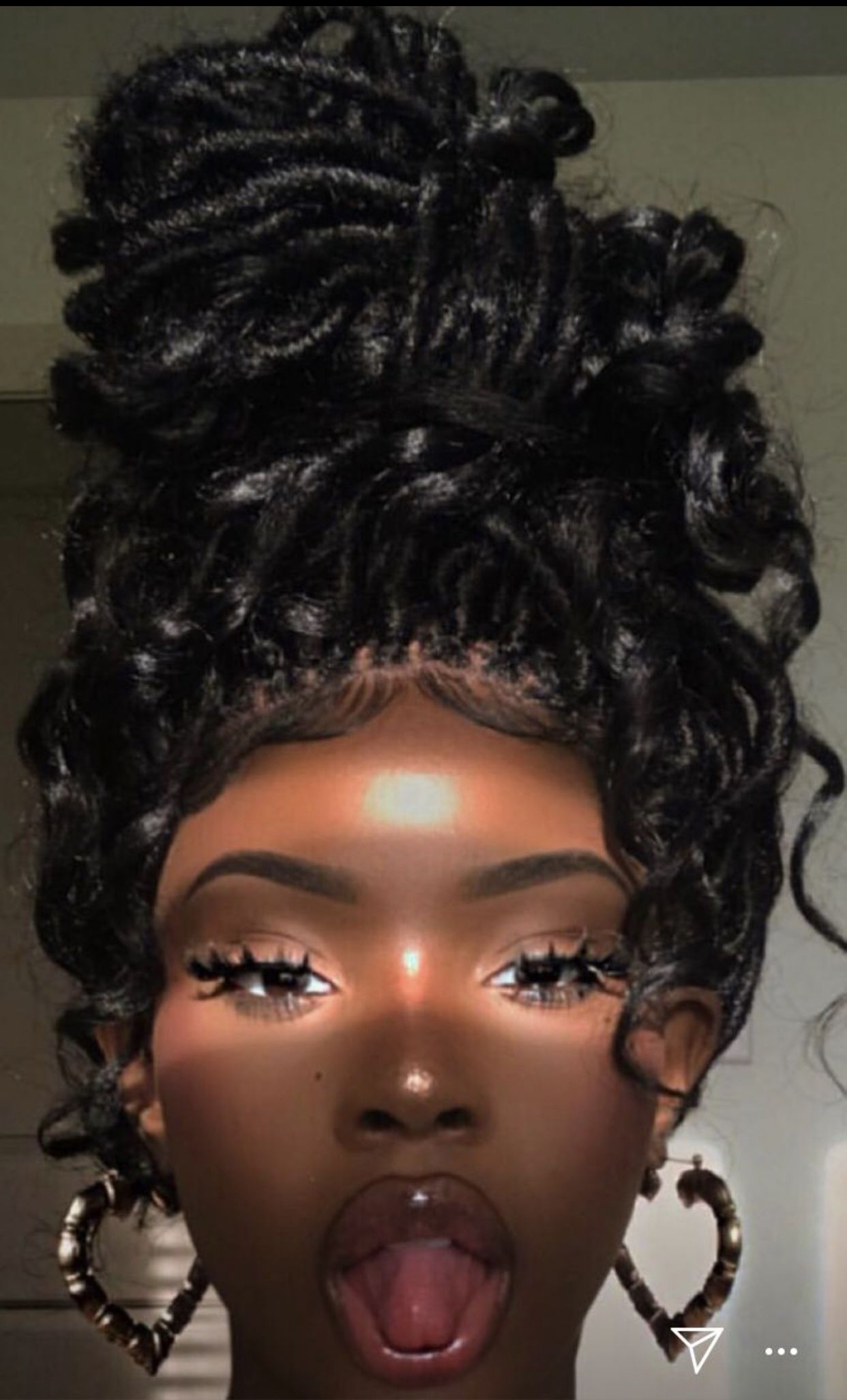 Pin By Shaniebaby On Girlies Hair Styles Birthday Hairstyles