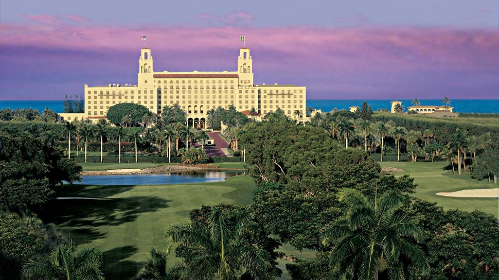 Top 20 EcoFriendly Hotels The Breakers, Palm Beach