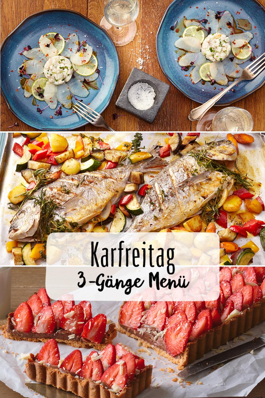 Photo of Karfreitag 3 Gänge Menü