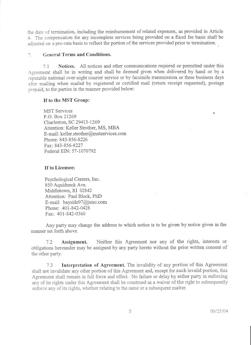 Termination Letter For Courier Service Claim Cargo Template