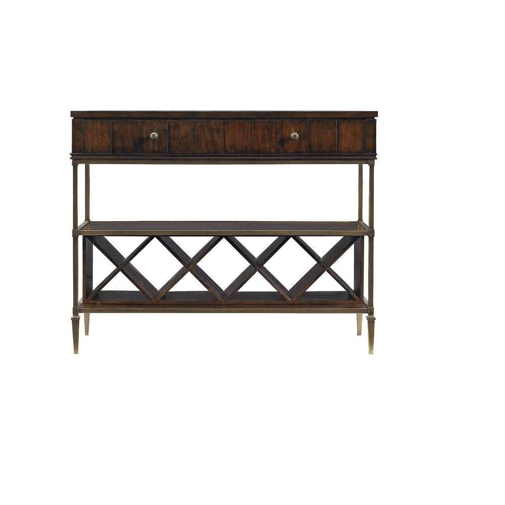 Avalon Heights-Empire Serving Console
