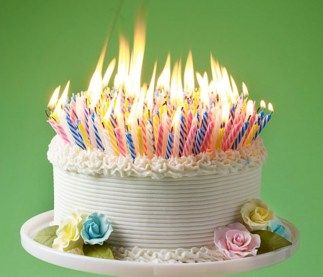 When Did Adding Candles To The Birthday Cake Originated