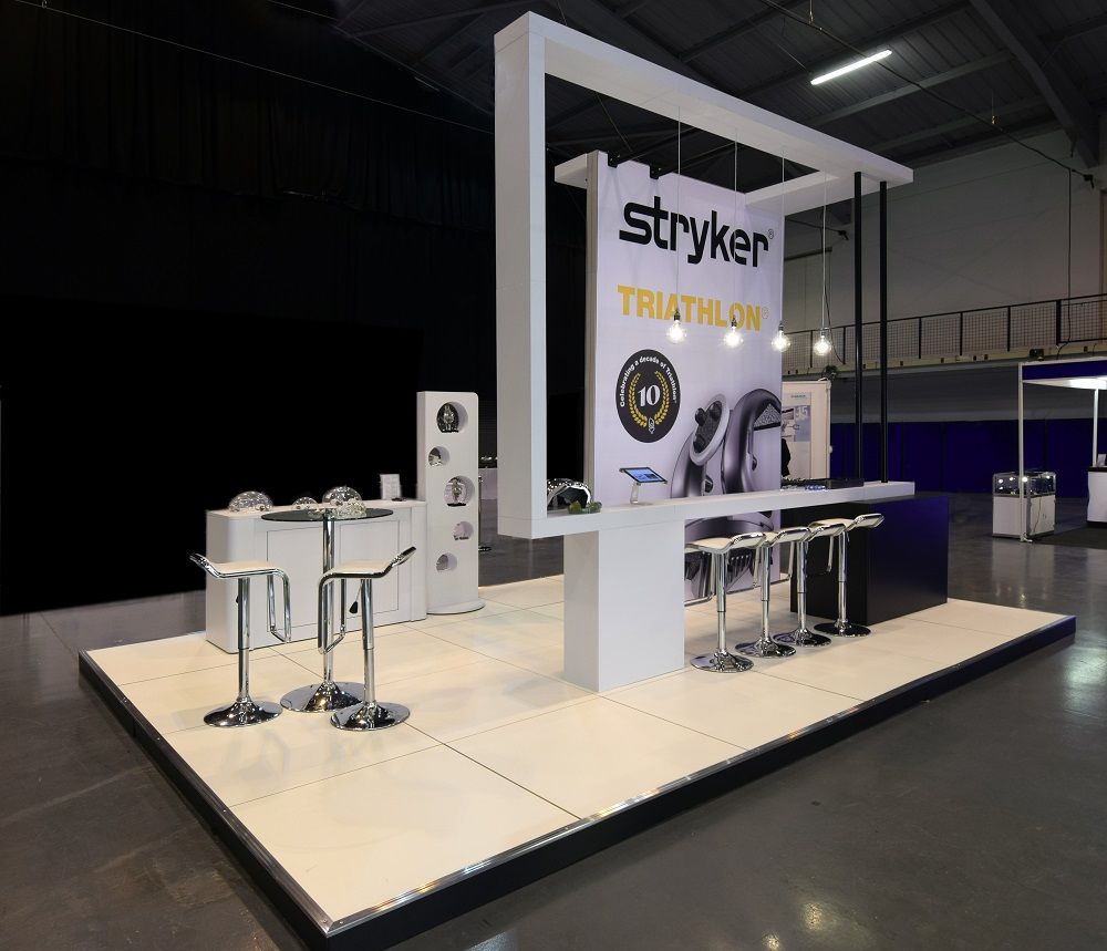 Trade Stands Hickstead : Exhibition stand images nimlok booth design