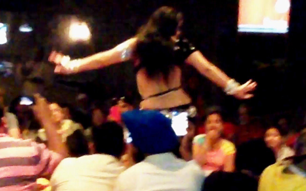 belly dance video at dubaian arabic dancer [part 2] | belly
