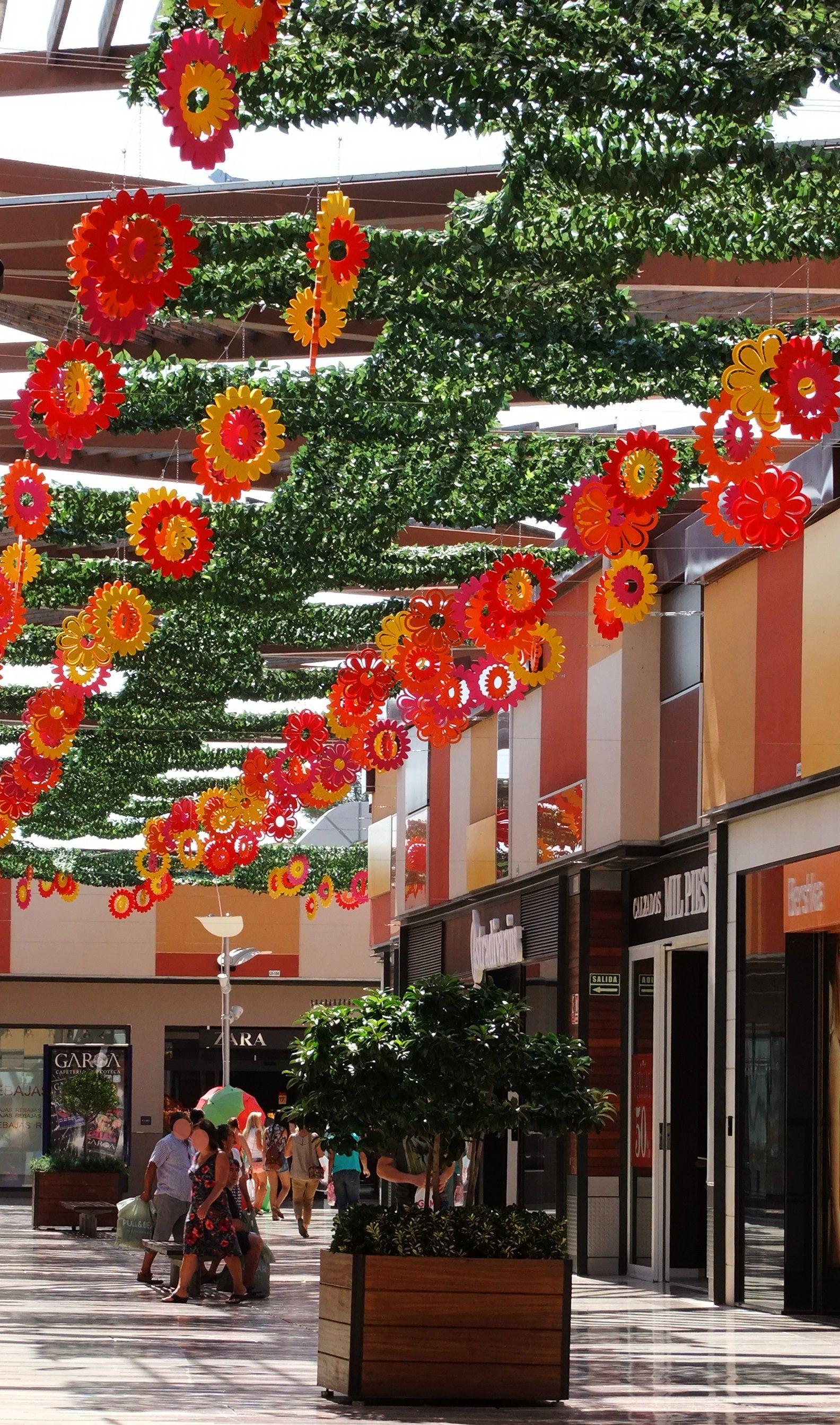Pin De C C Parque Almenara En Happy Flowers Verano 2015 Summer 2015 Flores Parques Centro Comercial