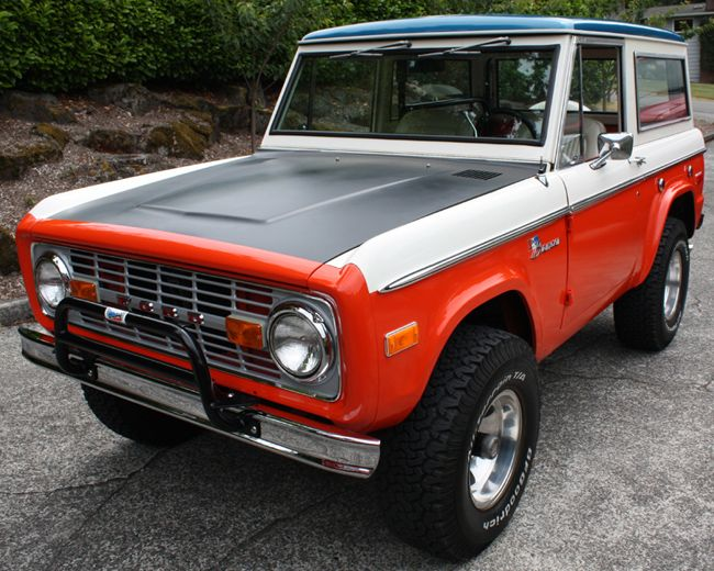 Bronco Baja From Eiger Sanction Jimmy Would Love This Bronco