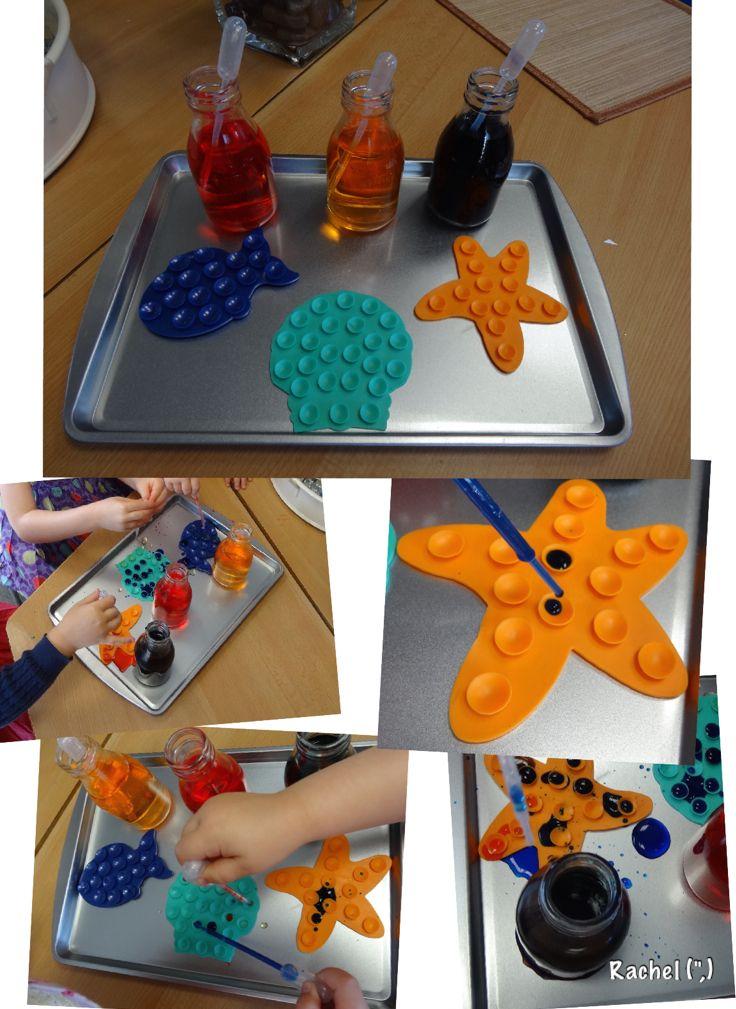 At The Beach Montessori Ideas Gross Motor Skills
