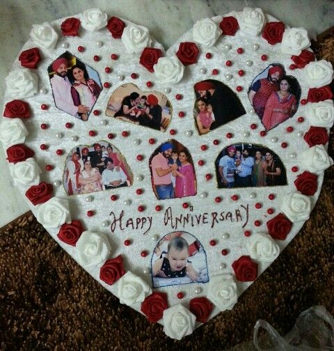 Anniversary Gift For Big Brother And Bhabhi Love You Guys
