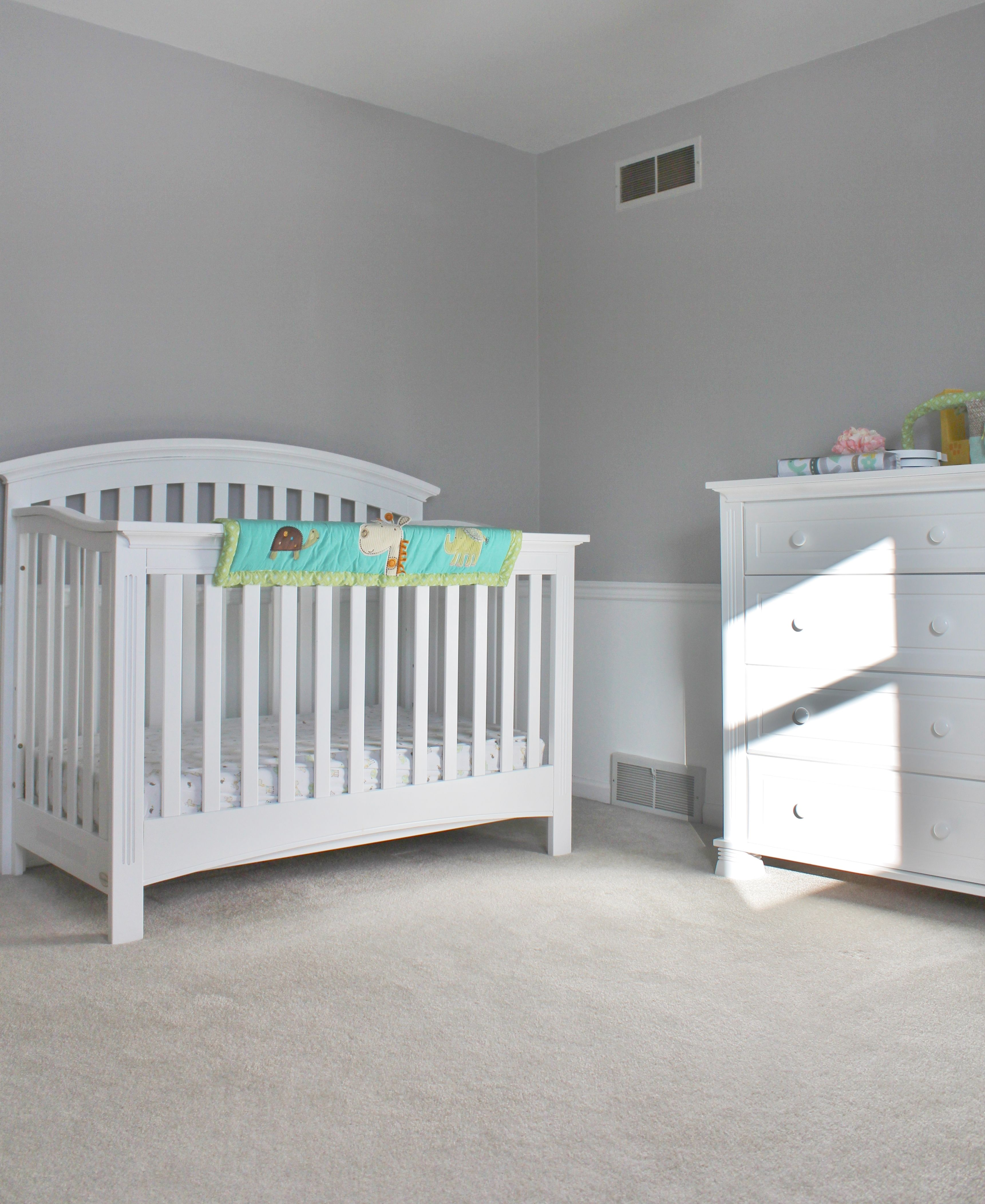 Baby S Room Paint Sherwin Williams Light French Grey Top