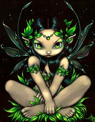 Allura Fairy - Jasmine Becket-Griffith