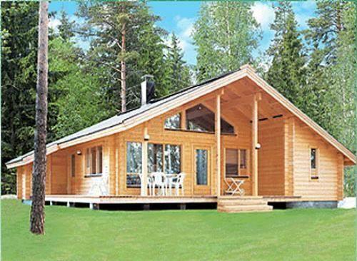 Imagen de ventajas de las casas de madera 3 jose y su - Casas de madera bonitas ...