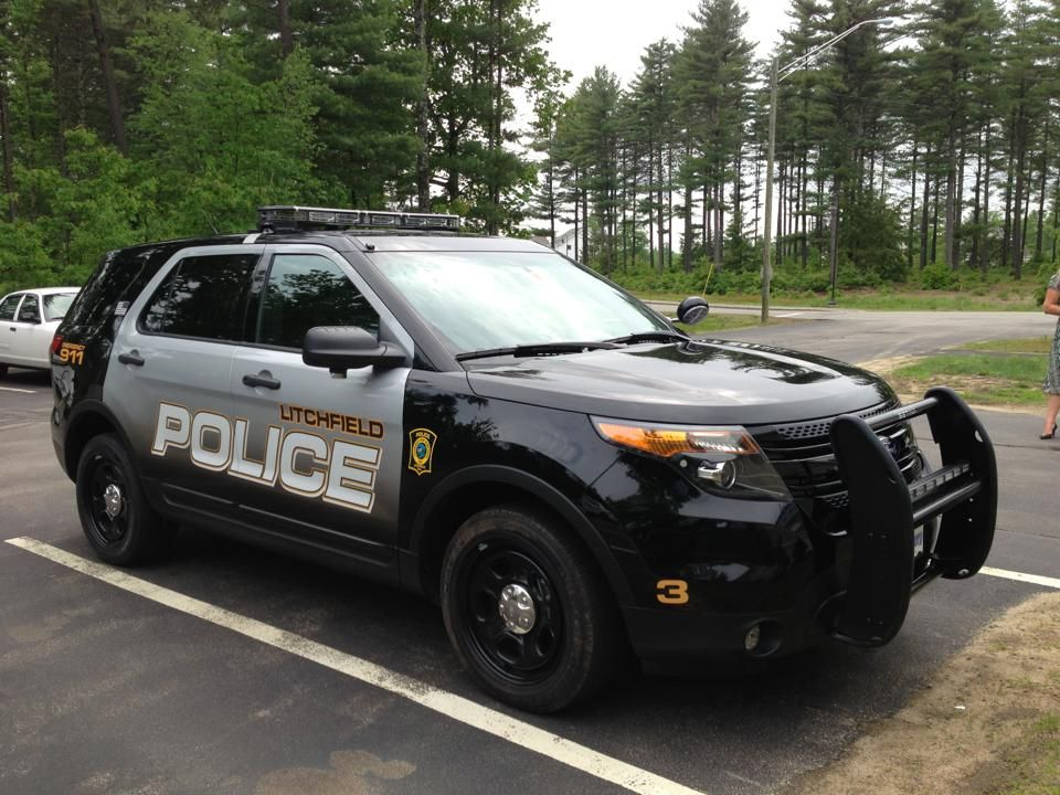 litchfield police with code 3 lighting police cars police truck police pinterest