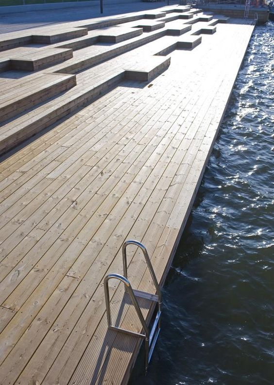 water front decking - Google Search