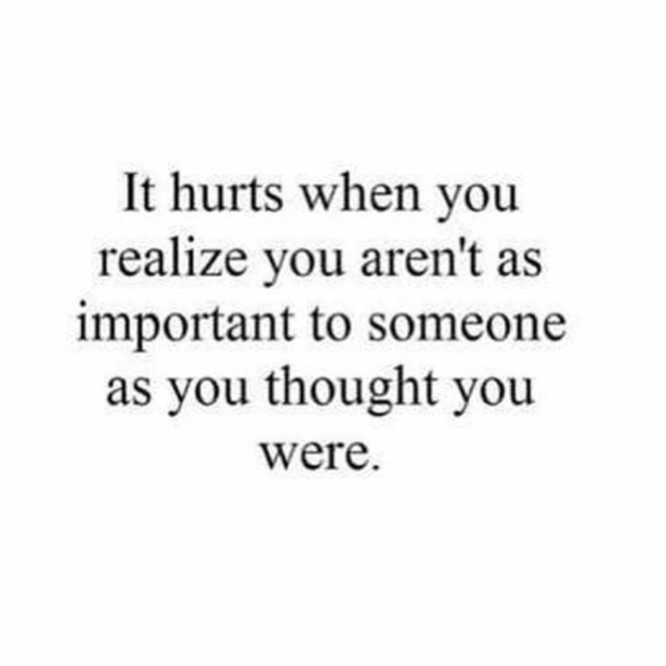 Sad Hurtful Quotes: Deep Thoughts And Thoughts