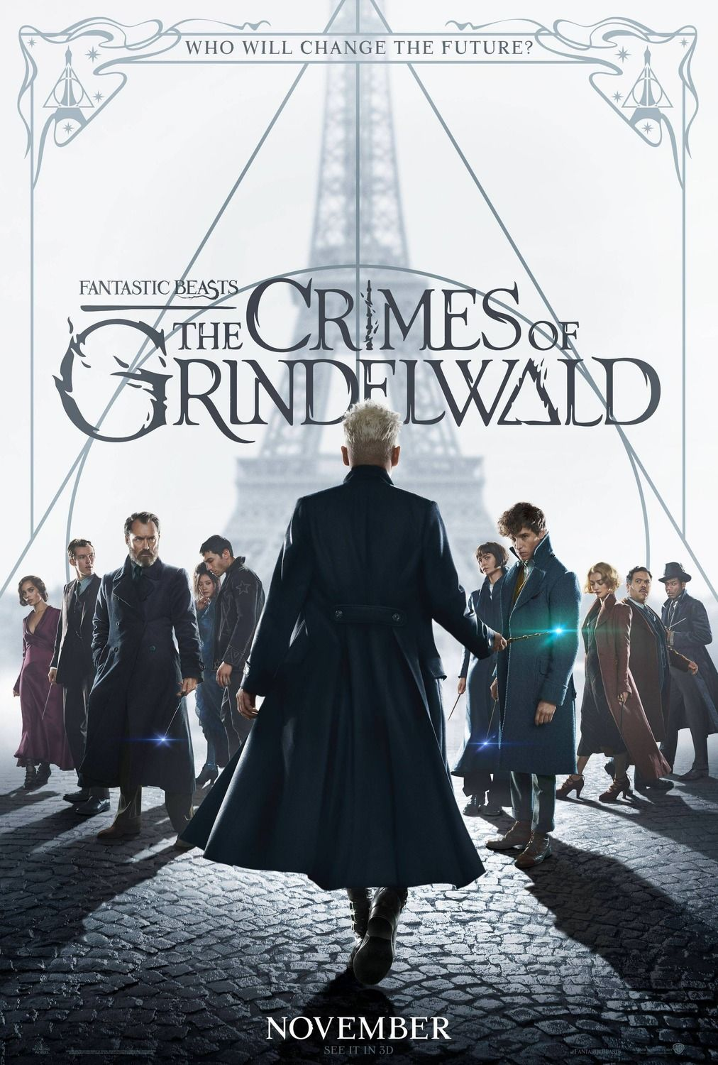 Return To The Main Poster Page For Fantastic Beasts The Crimes Of