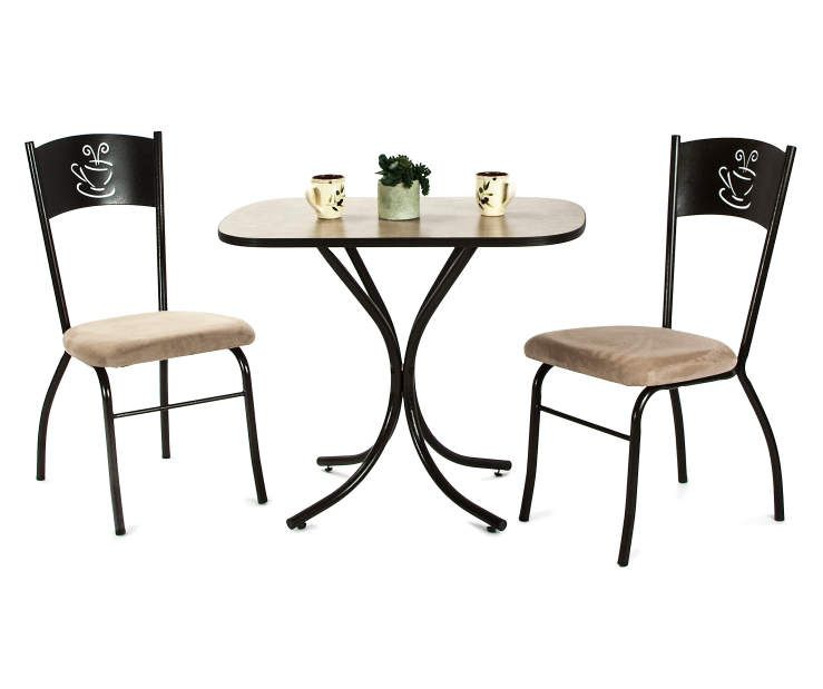 3 Piece Coffee Cup Bistro Set Big Lots Furniture Dining Room Table Patio Furniture Dining Set Dining Room Table Set