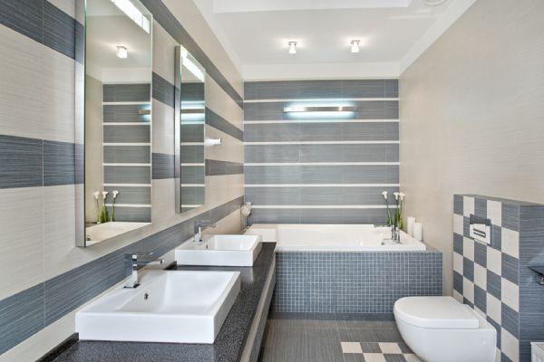 Progettare un bagno moderno e di design | Idee per la casa | Pinterest