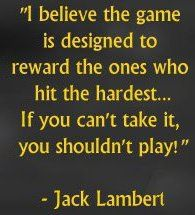 Pittsburgh Quotes Fair Jack Lambertmy Favorite Quote Of His  Quotes  Pinterest