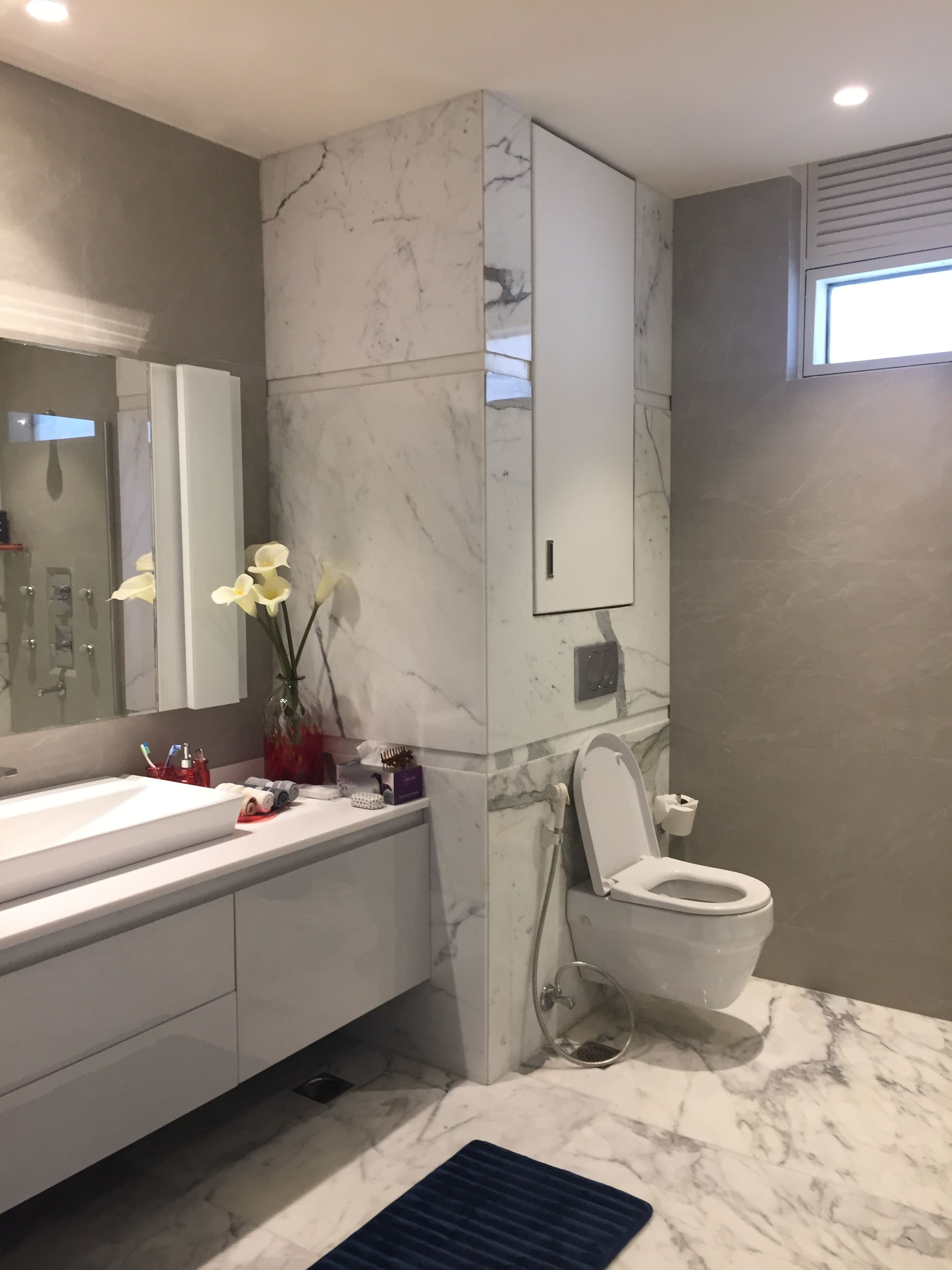 Cost Effective Luxurious Lavatory Interior Design by VARUN ...