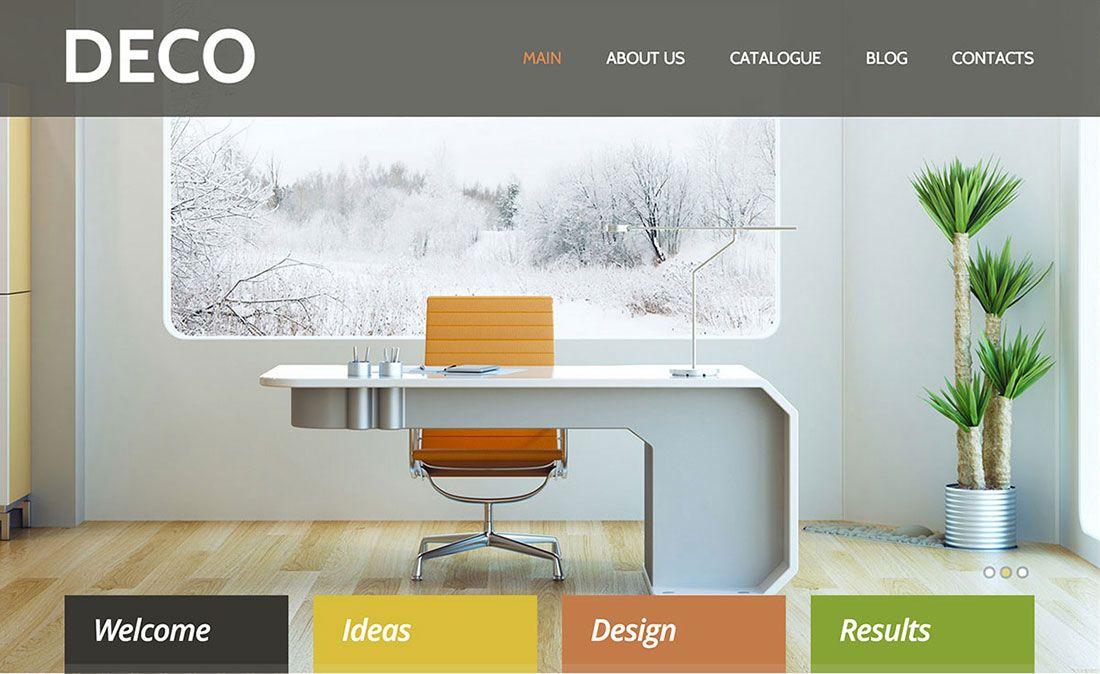 21 Best Interior Design Wordpress Themes 2020