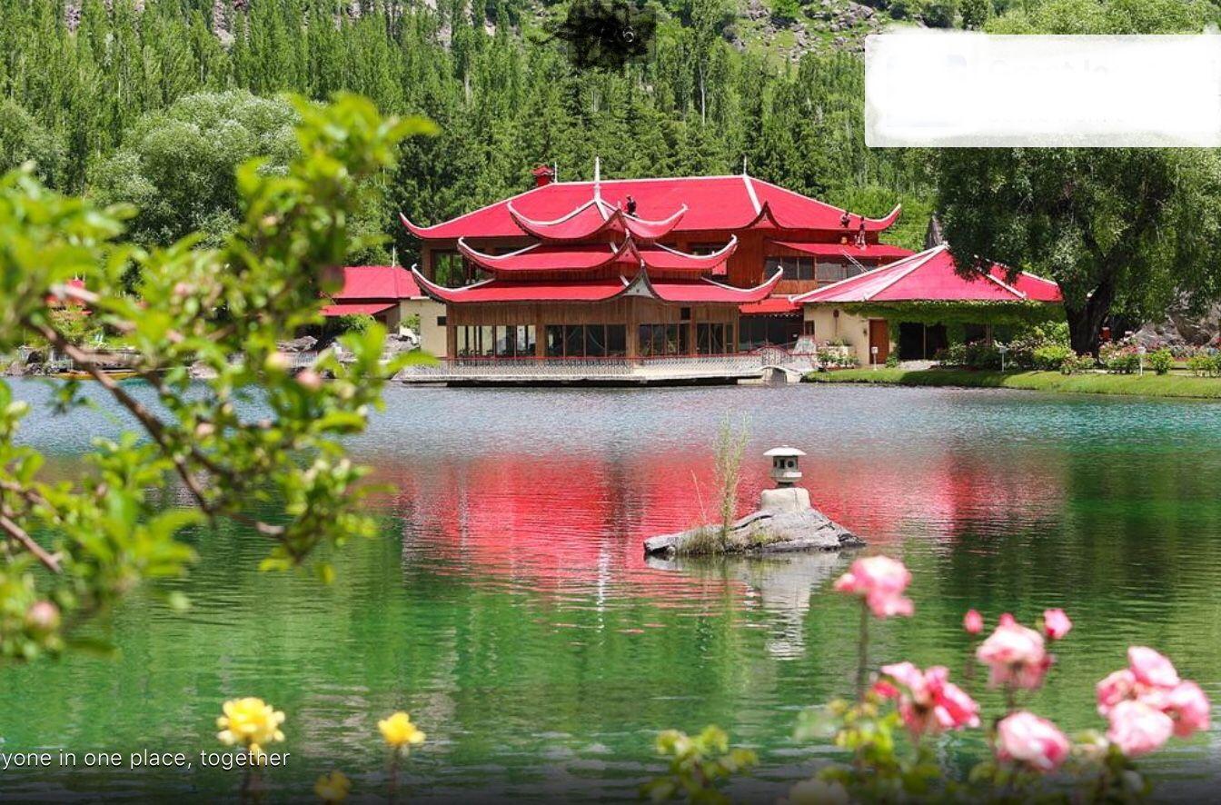 Image result for Shangrila resort, Skardu