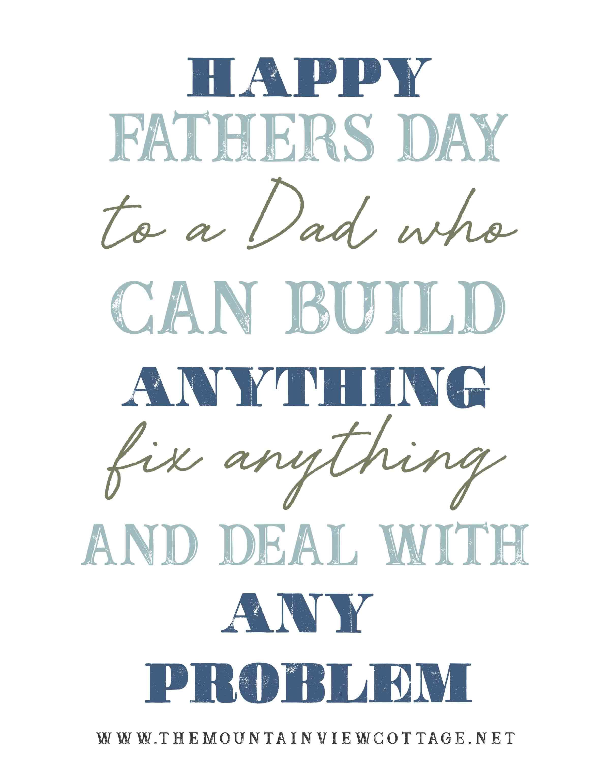 25 Dad Quotes to Inspire {With Images} The Mountain View