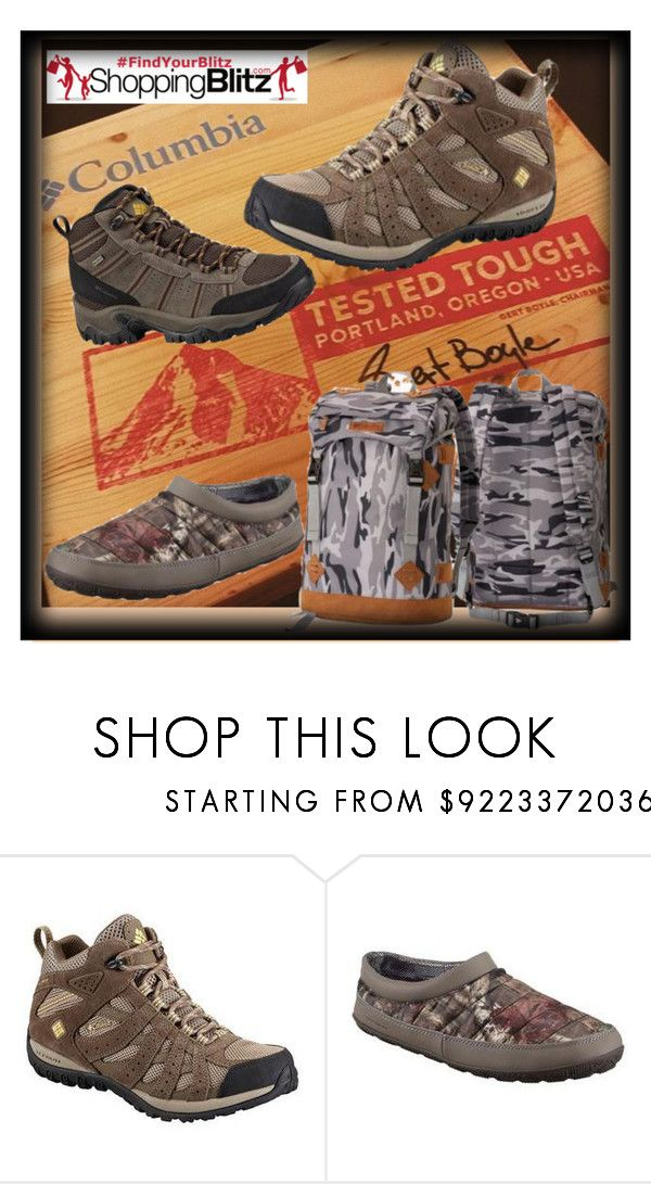 """Tested Tough"" by shoppingblitz on Polyvore featuring Columbia"