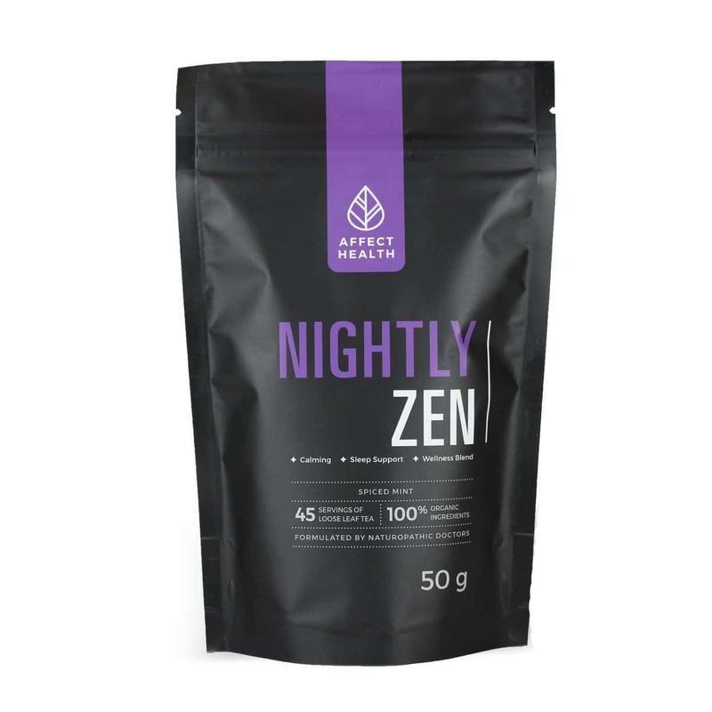 Nightly Zen 45 Cups Affect Health Sleep Tea Zen Zen Meditation