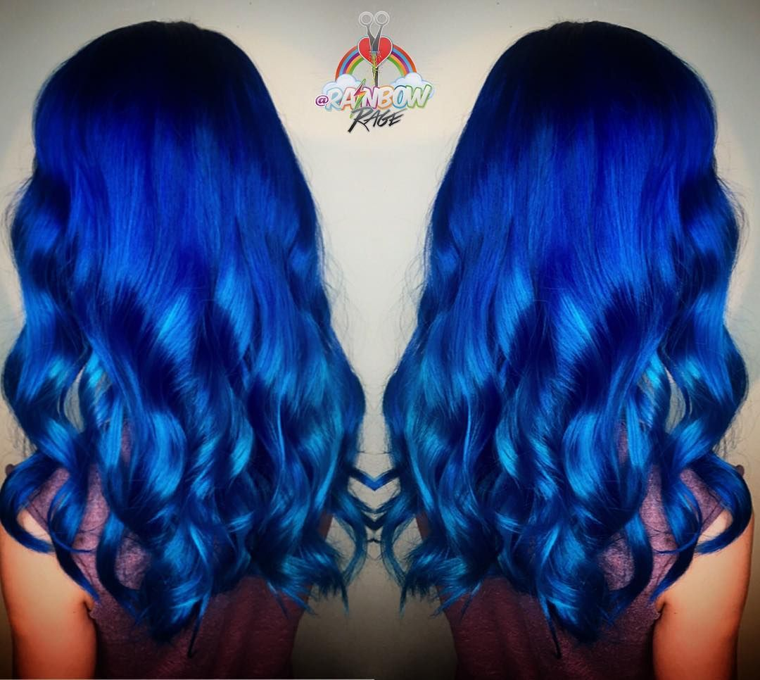 likes comments bend oregon mermaid ombre hair rainbowrage