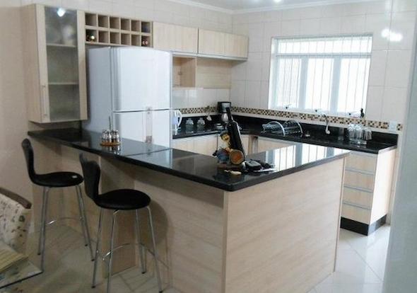 15 tipos de modelos de cozinhas pequenas cozinhas for Modelos de cocinas pequenas para apartamentos