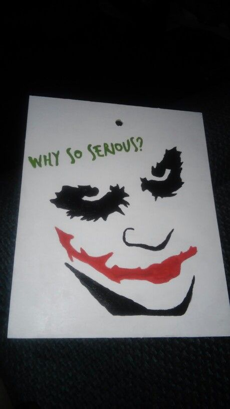Joker Painting Joker Painting Joker Art Halloween Painting