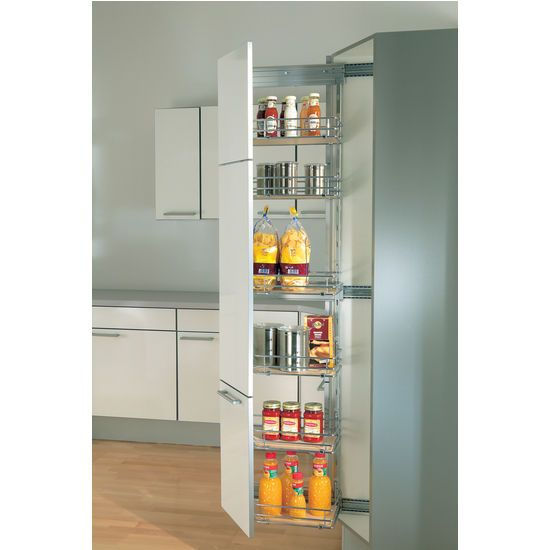 Tall Pull Out Kitchen Cabinets A Cabinet Design Can Give Your E That Is Small Or Bid Using Desi