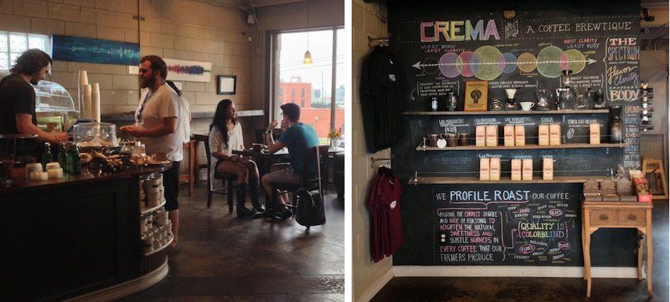 Crema nashville tennessee nashville coffee shops