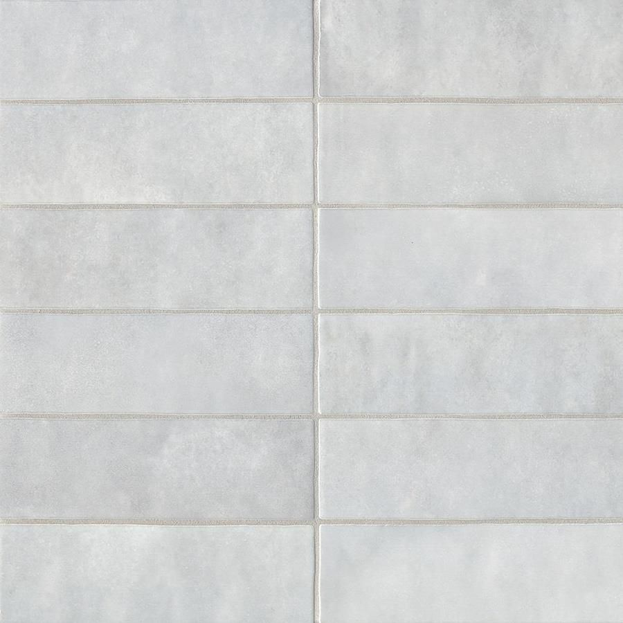 Bedrosians Cloe 76 Pack Grey 2 1 2 In X 8 In Glossy Ceramic Subway Wall Tile Lowes Com Ceramic Wall Tiles Ceramic Subway Tile Subway Tile