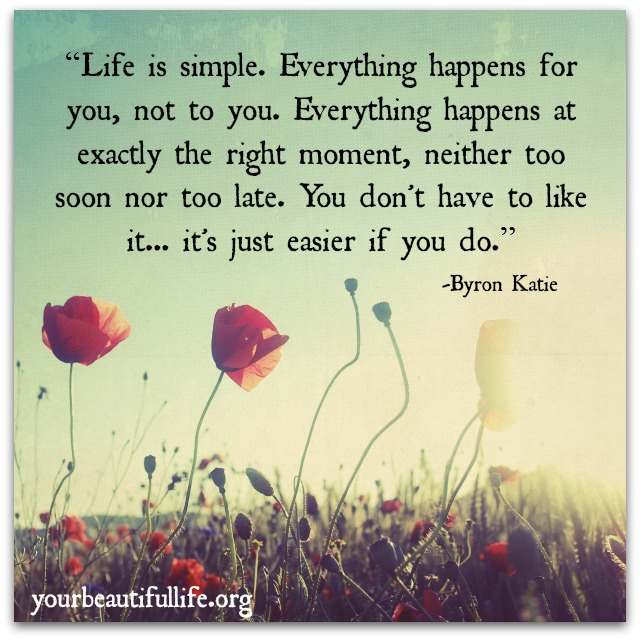 Quotes On Letting Things Happen: I Find This To Be True Almost Daily, Things Happen For A