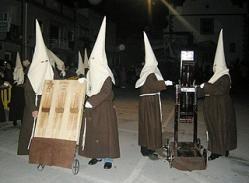 Procesión de las Carraca (Quintanar de la Orden, Toledo)