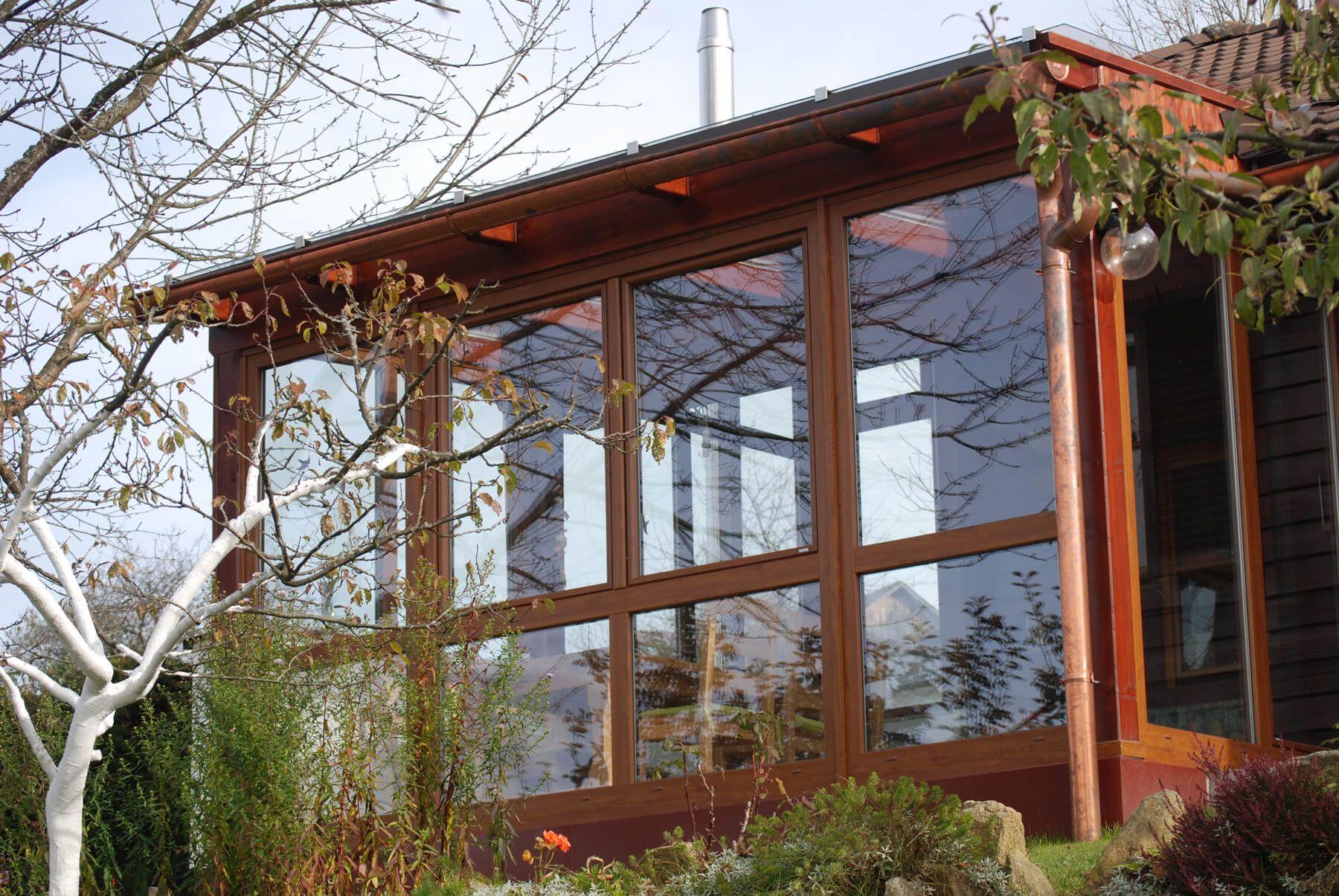 Wintergarten Holz Glas Mehr Projekte Auf Unsere Website