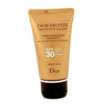 857c16d0 Dior Bronze Beautifying Protective Suncare SPF 30 For Face - 50ml ...