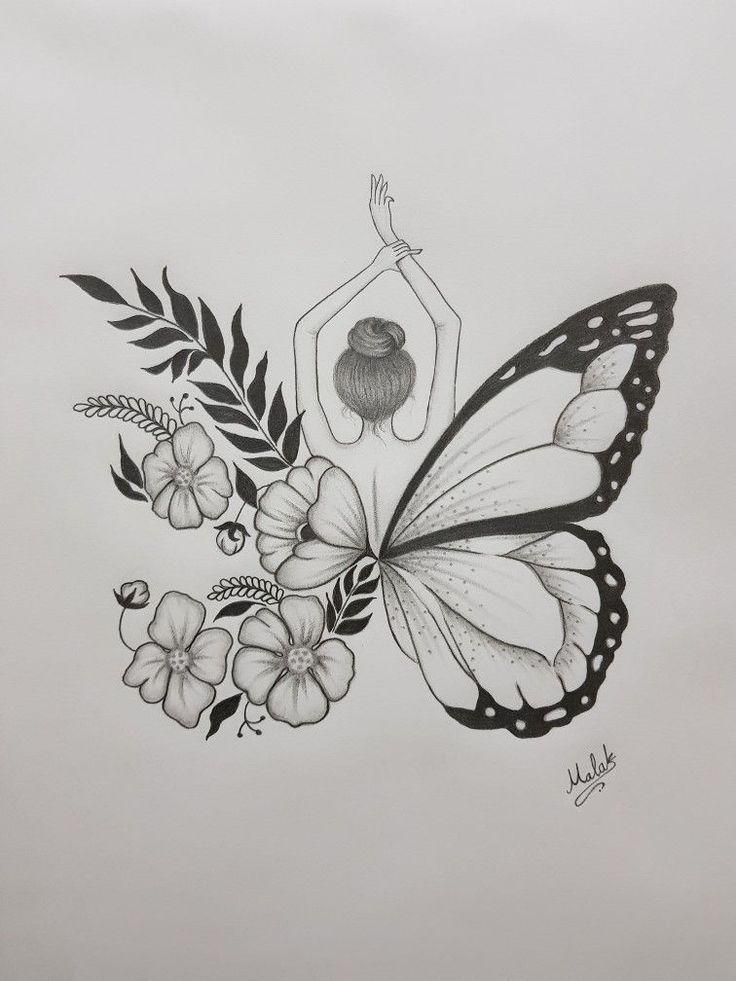 Photo of 45 wonderful butterfly tattoo ideas for tattoo lovers 45 wonderful butterfly …
